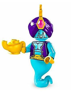 Lego Minifigures Series 6 8827 Genie With A Magic Lamp Turban by Lego