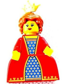 New! Lego Minifigures Series 15 71011 Queen Mini Figure Building Blocks Toys by Lego