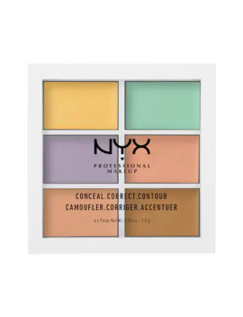 Nyx Professional Makeup Conceal, Correct, Contour Palette by Nyx Professional Makeup