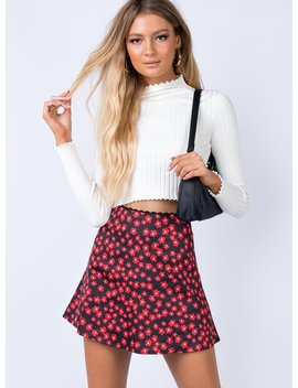 Nebo Mini Skirt by Princess Polly