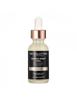 Quinoa Night Peel Gentle Night Peeling Serum 30 M L by Revolution