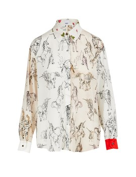 Lucinda Shirt by Burberry