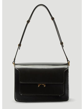 Trunk Bag In Black by Marni