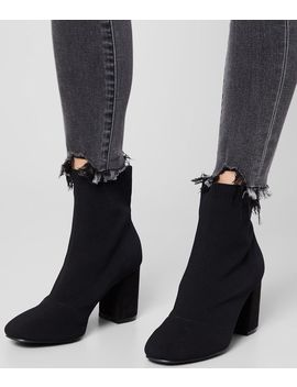 Erika Sock Ankle Boot by Mia