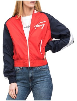 Logo Bomber by Tommy Hilfiger