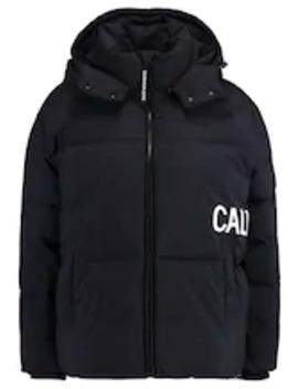 Oversized Logo Puffer   Winterjacke by Calvin Klein Jeans