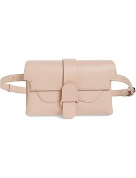 Aria Leather Belt Bag by Senreve