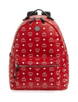 Stark Visetos Backpack by Mcm