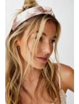 Satin Headband by Supre