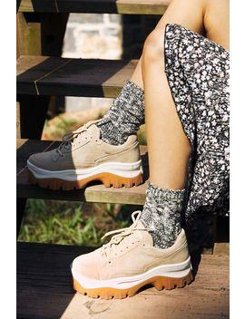 Bronx Jaxstar Gum Sole Trainer Sneaker by Bronx