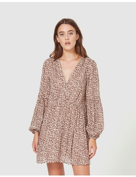 Nomad Helena Mini Dress by Auguste The Label