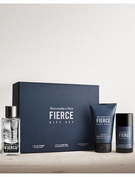Fierce Gift Set by Abercrombie & Fitch