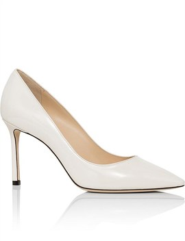 Romy 85 Patent Leather by Jimmy Choo