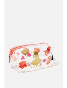 Disney Made Up Cosmetic Bag by Cotton On