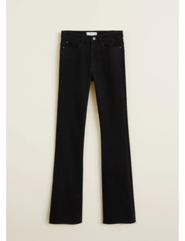 Jeans Acampanado Flare by Mango