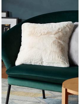 Luxurious Faux Fur Cushion 45 X 45Cm by Simons Maison
