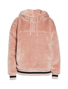 kailani-fleece-hooded-sweatshirt by ugg