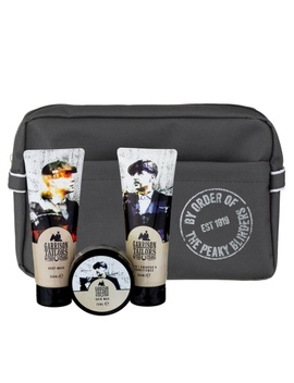 Peaky Blinders Men's Grooming Gift Bag Set by B&M