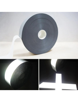 3 M Safety Reflective Heat Transfer Vinyl Film Diy Silver Iron On Reflective Tape For Clothing by Ali Express.Com