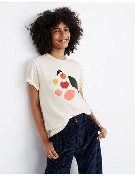 Madewell X Hedley & Bennett Fruits 'n Veggies Graphic Tee by Madewell