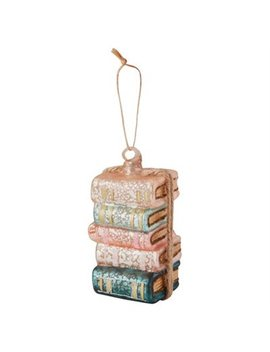 Glitterville® Book Ornament by Glitterville