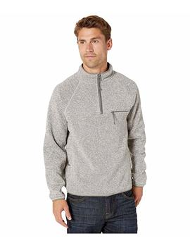 Nordic Half Zip Jacket In Polartec® Fleece by J.Crew