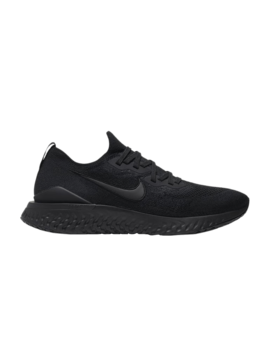 Epic React Flyknit 2 'black' by Brand Nike