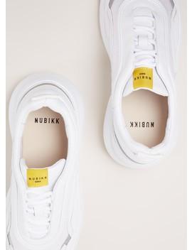 Lucy Boulder Sneaker Van Leer by Nubikk