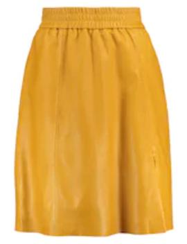 Melvin Skirt   A Snit Nederdel/ A Formede Nederdele by Second Female