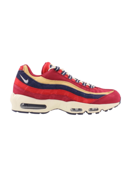 Air Max 95 Premium 'red Crush' by Brand Nike