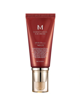 Perfect Cover Bb Cream Lsf42/Pa+++ Bb Cream Missha Bb Cream by Missha
