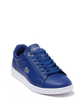 Hydez 319 Leather Sneaker by Lacoste