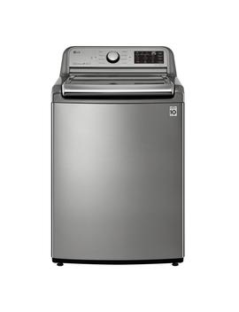 4.5 Cu. Ft. Graphite Steel Top Load Washing Machine by Lg Electronics