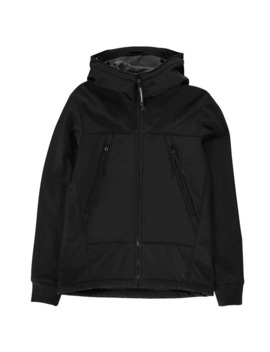 Goggle Hood Coat by Cp Company