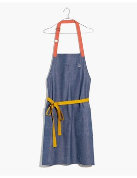 Madewell X Hedley & Bennett Chambray Apron by Madewell