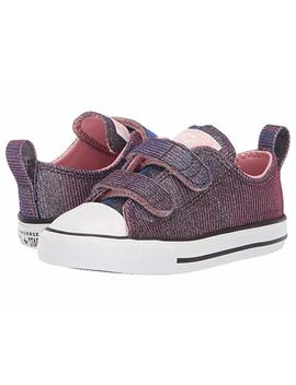 Chuck Taylor All Star 2 V Space Star (Infant/Toddler) by Converse Kids