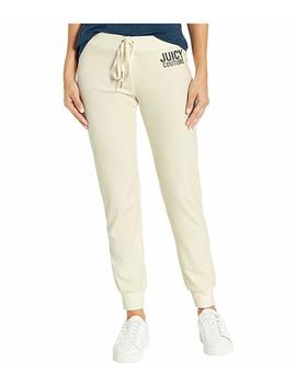 Juicy Multi Bling Velour Zuma Pants by Juicy Couture