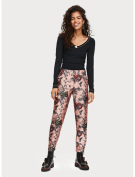 Printed Trousers by Scotch&Soda