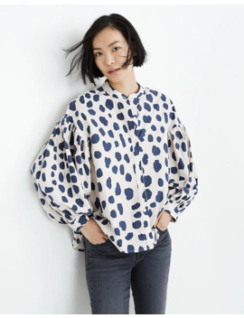 Whit® Neely Dotted Shirt by Madewell