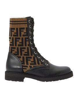 Ff Boots by Fendi