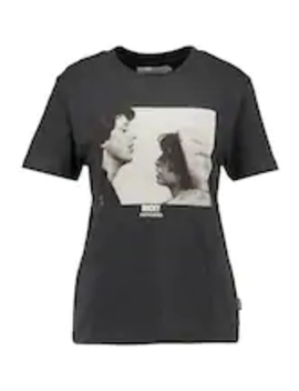 Rocky Mysen Face To Face   T Shirt Print by Dedicated