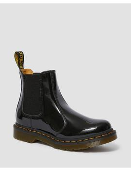 2976 Lack Chelsea Boots by Dr. Martens