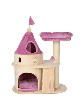 """35"""" Gromit My Kitty Darling Castle Cat Condo by Archie & Oscar"""