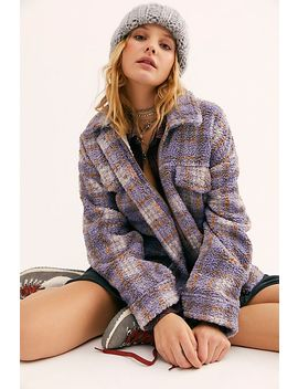 Faded Dreams Cozy Trucker Jacket by We The Free