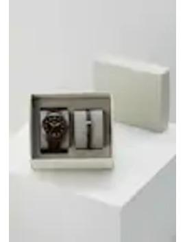 Set The Minimalist   Klocka by Fossil