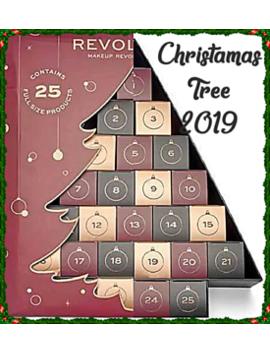 Makeup Revolution Advent Calendario 2019 Natale Tree 25 Prodotto Kit Set Regalo by Ebay Seller