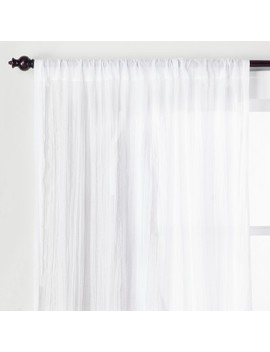 Crushed Sheer Curtain Panel   Opalhouse™ by Shop Collections