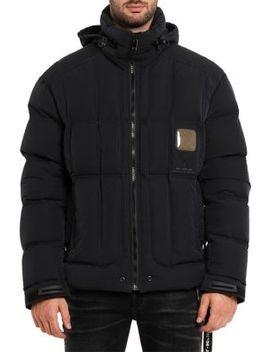 W Peter Down Puffer Jacket by Diesel