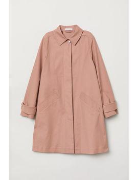 Cappotto In Cotone by H&M