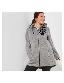 Women+ Active Hoodie by Joe Fresh